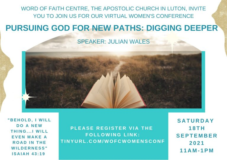 Luton women's conference
