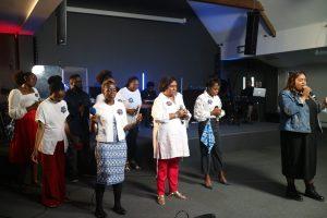 Talac Choir photos